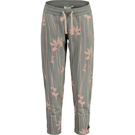 Maloja MehlbeerenM. Sweat Pants Women, salvia field flowers